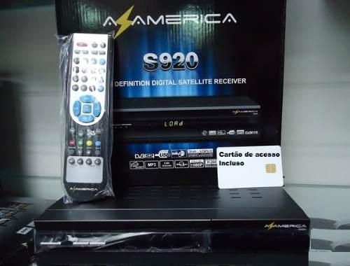 AZAMERICA S920 ATUALIZAÇÃO 11/02/2012