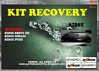 KIT RECOVERY PORTAL AZBOX   22/04/2012