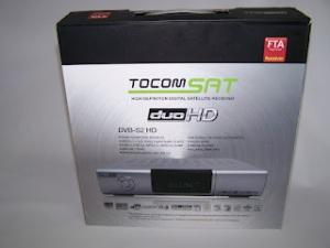 TocomSat Duo HD descarga ativa em 31/08 /2012